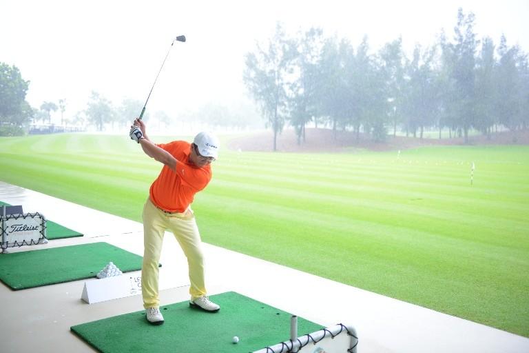 Giải Golf Lexus châu Á-Thái Bình Dương tại Việt Nam - ảnh 1