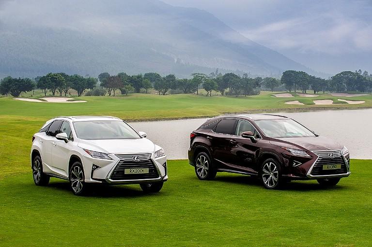 Toyota triệu hồi xe Lexus RX 350 và RX 200T - ảnh 1