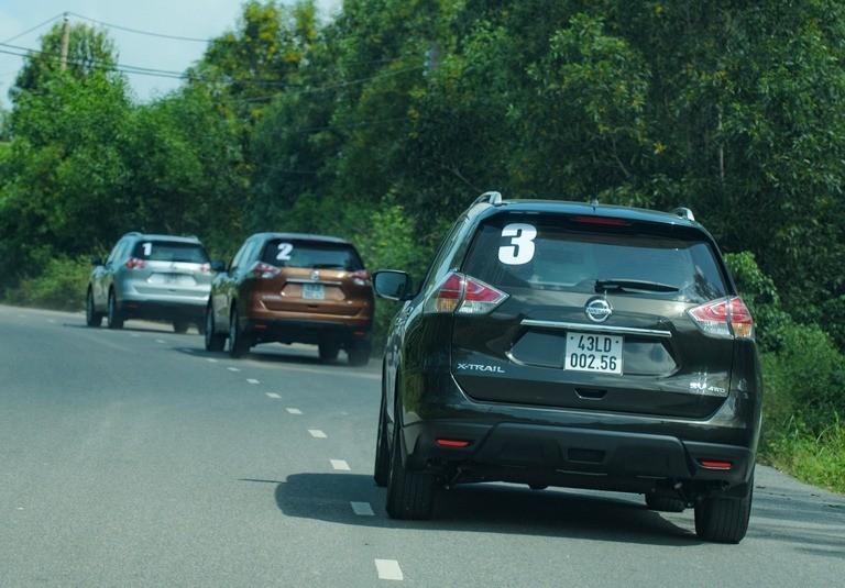 """Một ngày """"hành xác"""" thú vị cùng Nissan X-Trail - ảnh 2"""