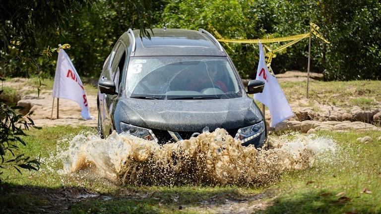 """Một ngày """"hành xác"""" thú vị cùng Nissan X-Trail - ảnh 4"""