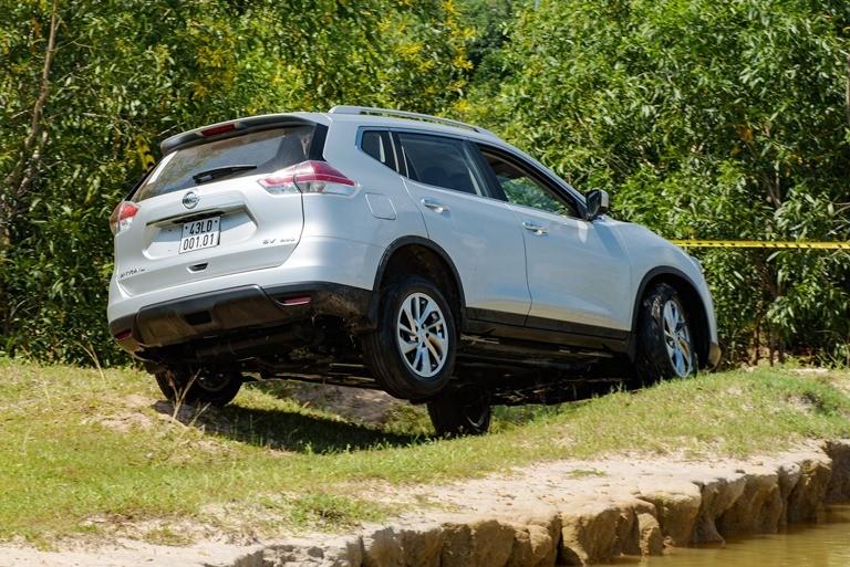 """Một ngày """"hành xác"""" thú vị cùng Nissan X-Trail - ảnh 6"""
