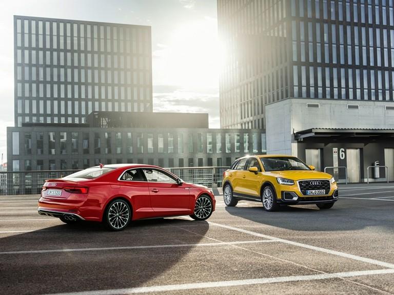 Audi Q2 và Audi A5 Coupe giành giải thưởng lớn - ảnh 1