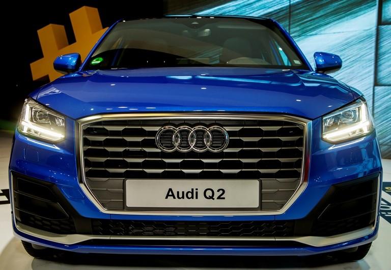 Audi Q2 và Audi A5 Coupe giành giải thưởng lớn - ảnh 2