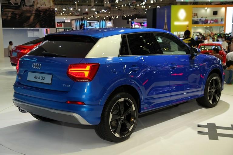 Audi Q2 và Audi A5 Coupe giành giải thưởng lớn - ảnh 4
