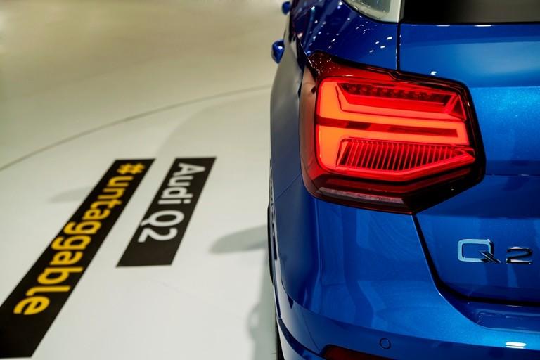 Audi Q2 và Audi A5 Coupe giành giải thưởng lớn - ảnh 5