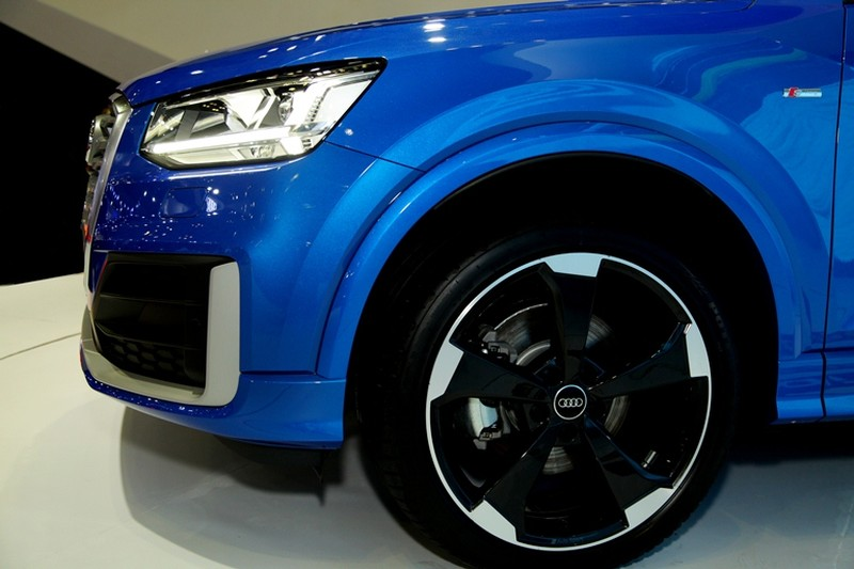 Audi Q2 và Audi A5 Coupe giành giải thưởng lớn - ảnh 6