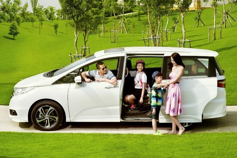 """Honda khuyến mãi """"Nghỉ dưỡng 5 sao - Xứng tầm xe đỉnh"""" - ảnh 3"""