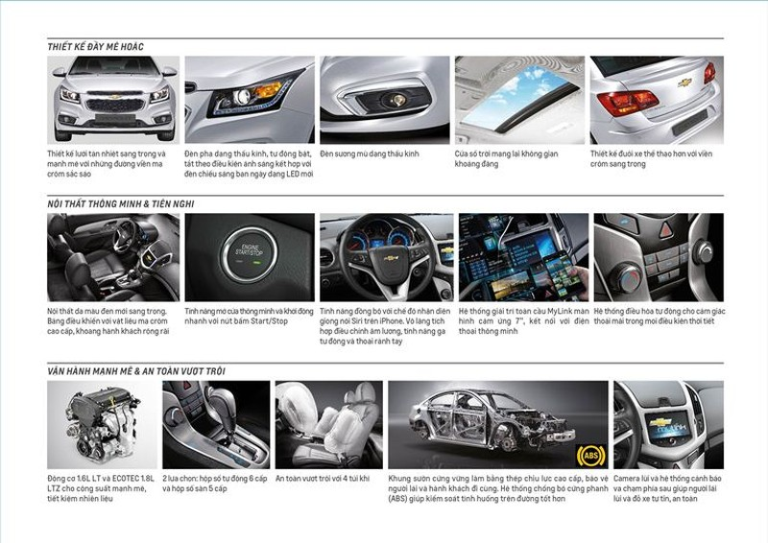 Xe Cruze mới của GM có gì đặc biệt - ảnh 3