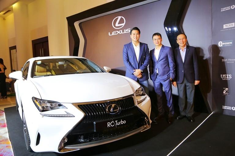Lexus đồng hành cùng dạ tiệc CEO Night - ảnh 4