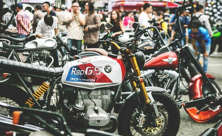 Sắp khai cuộc lễ hội mô tô lớn nhất - ảnh 3