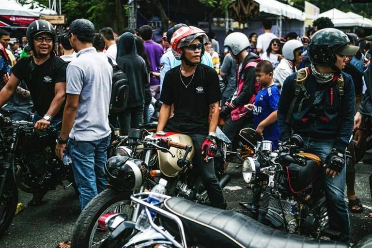 Sắp khai cuộc lễ hội mô tô lớn nhất - ảnh 4