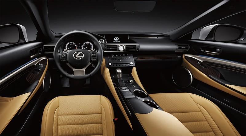 Lexus RC Turbo 2017 - ấn tượng động cơ Turbo mạnh mẽ - ảnh 5