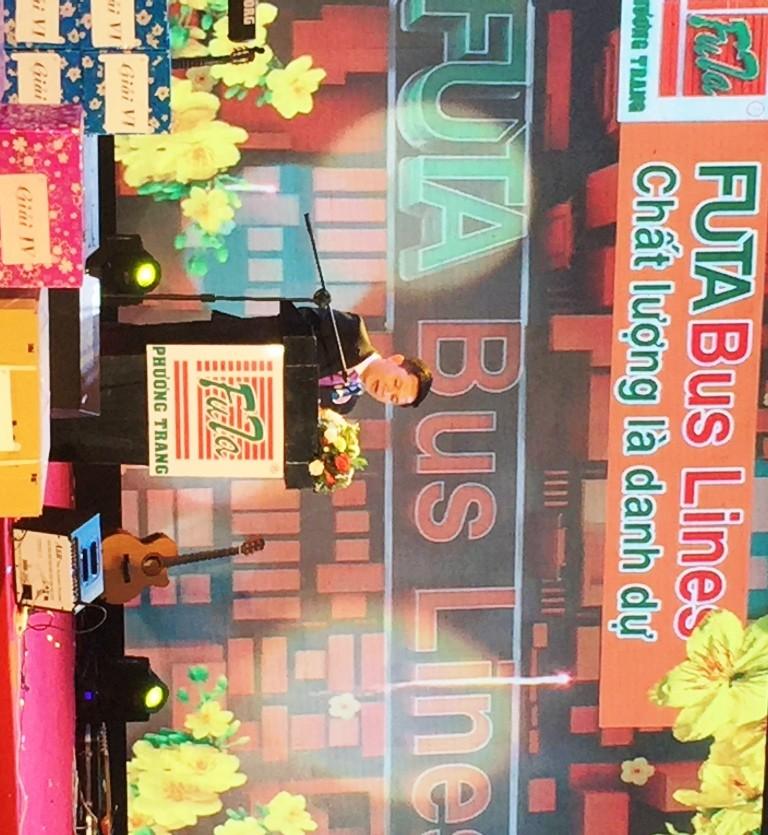 Ấm tình trong Ngày truyền thống FUTA Bus Lines 2016 - ảnh 2