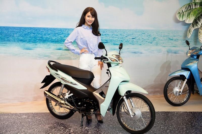 Honda ra mắt Wave Alpha 110cc hoàn toàn mới - ảnh 3