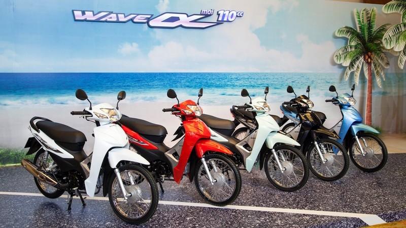 Honda ra mắt Wave Alpha 110cc hoàn toàn mới - ảnh 2