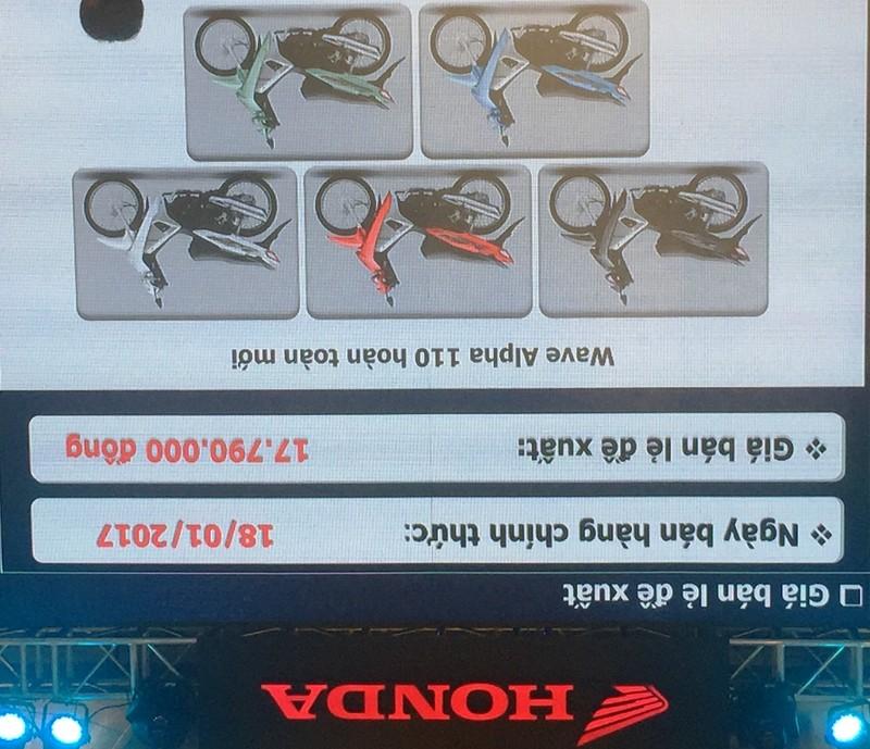 Honda ra mắt Wave Alpha 110cc hoàn toàn mới - ảnh 4