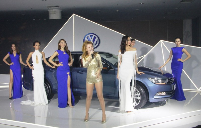 """Volkswagen khuyến mãi """"Sắm xe Đức - Rinh quà vàng"""" - ảnh 2"""