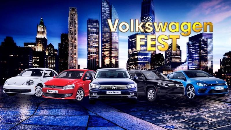 """Volkswagen khuyến mãi """"Sắm xe Đức - Rinh quà vàng"""" - ảnh 3"""