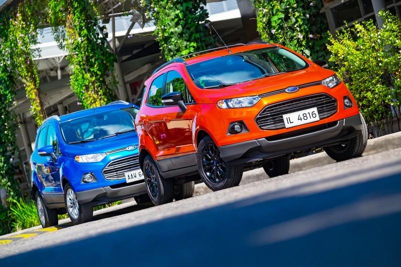 Ford tiếp tục kinh doanh thành công tháng 1-2017 - ảnh 1