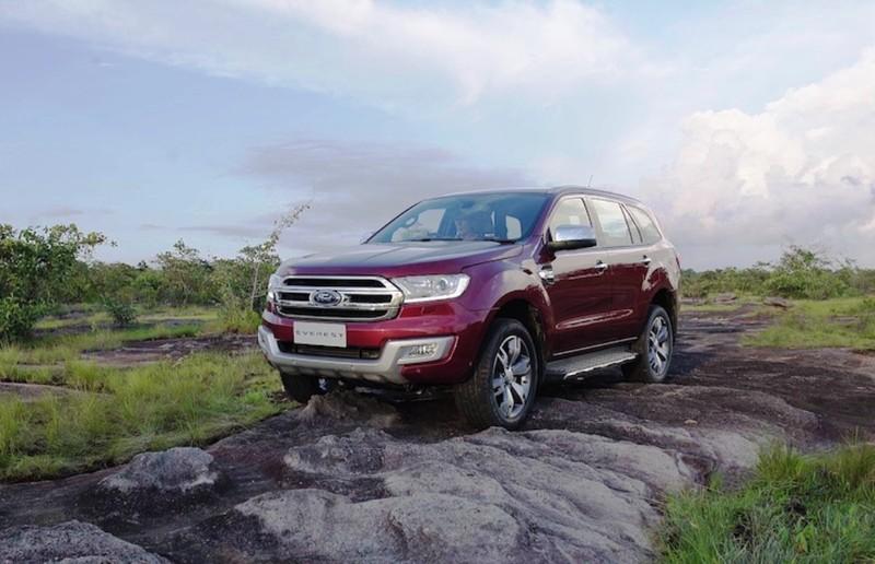 Ford tiếp tục kinh doanh thành công tháng 1-2017 - ảnh 2