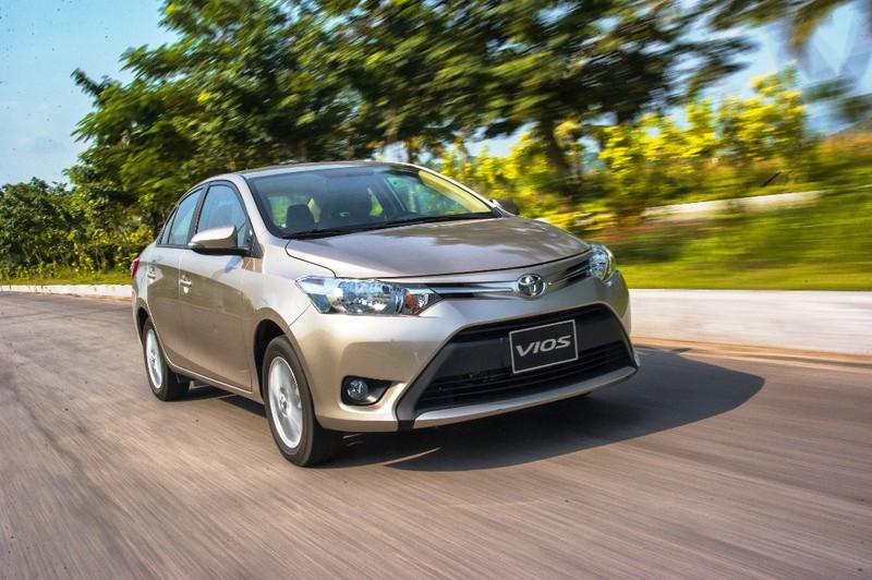 Toyota đạt kỷ lục doanh số tháng đầu tiên năm 2017   - ảnh 1