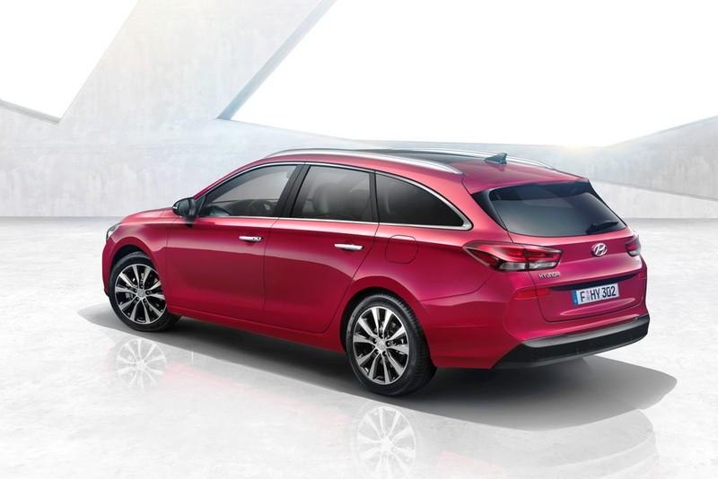 Hyundai i30 Wagon thế hệ mới: Sang trọng, năng động - ảnh 2
