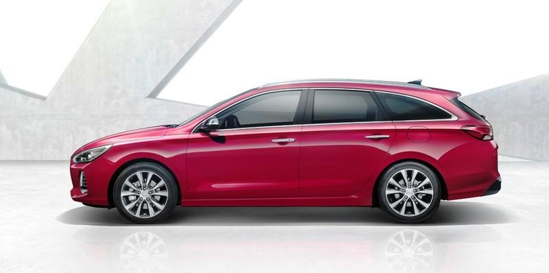 Hyundai i30 Wagon thế hệ mới: Sang trọng, năng động - ảnh 3