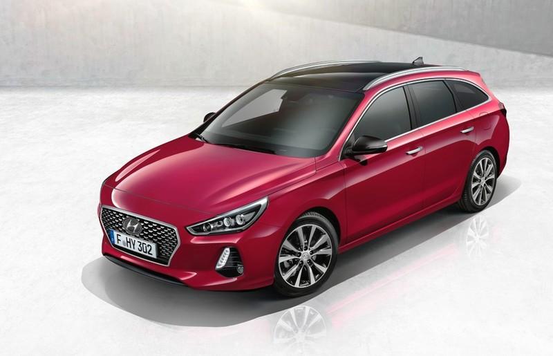 Hyundai i30 Wagon thế hệ mới: Sang trọng, năng động - ảnh 4