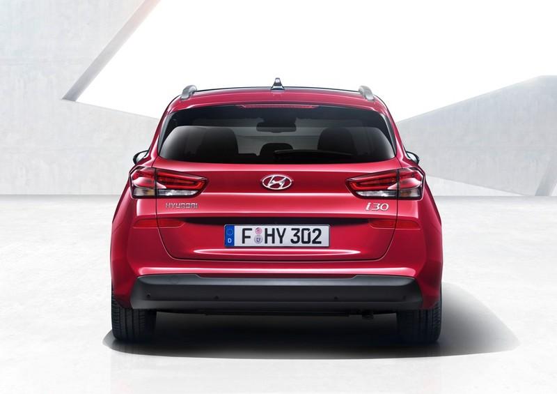 Hyundai i30 Wagon thế hệ mới: Sang trọng, năng động - ảnh 6