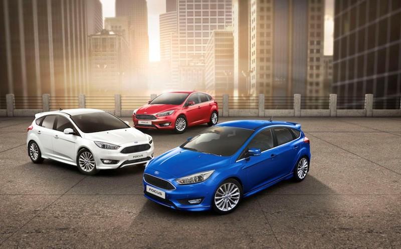 Ford công bố giá mới cho xe Everest, Focus - ảnh 1