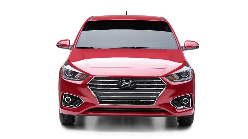 Hyundai giới thiệu Accent thế hệ mới - ảnh 1
