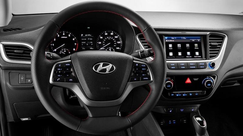 Hyundai giới thiệu Accent thế hệ mới - ảnh 6