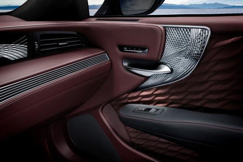 Hào nhoáng mẫu xe Lexus LS 500h hoàn toàn mới - ảnh 13