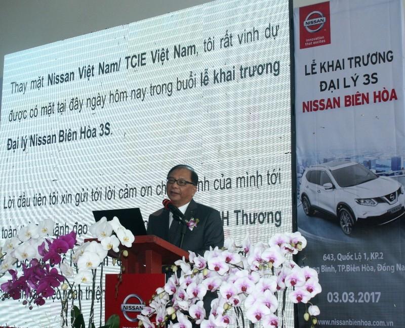 Nissan Việt Nam khai trương đại lý 3S tại Đồng Nai - ảnh 1