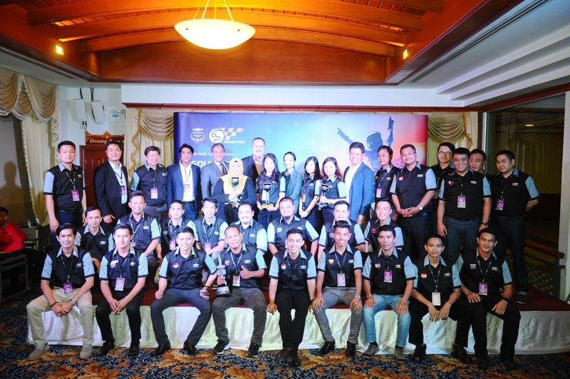 Chevrolet VN đoạt giải ba cuộc thi tay nghề Đông Nam Á - ảnh 1