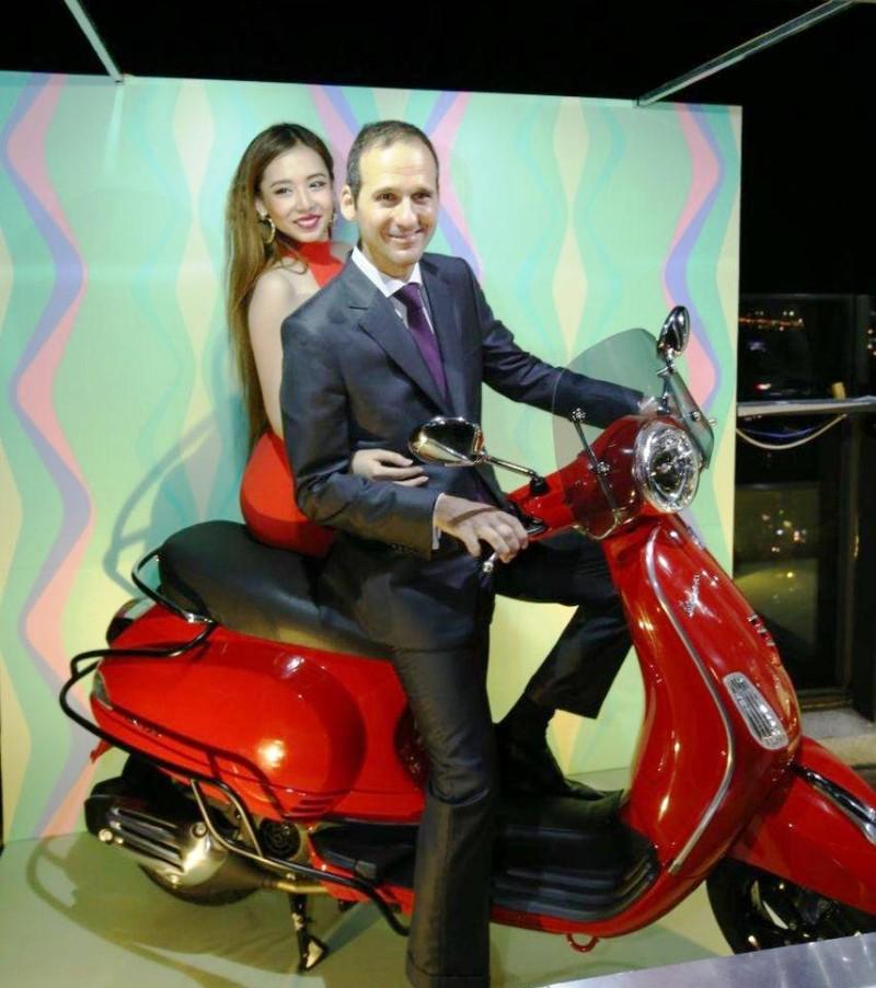 Vespa LX iGet 125cc mới: 67,9 triệu đồng - ảnh 2