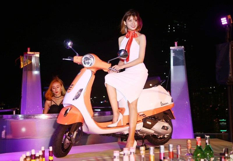 Vespa LX iGet 125cc mới: 67,9 triệu đồng - ảnh 3