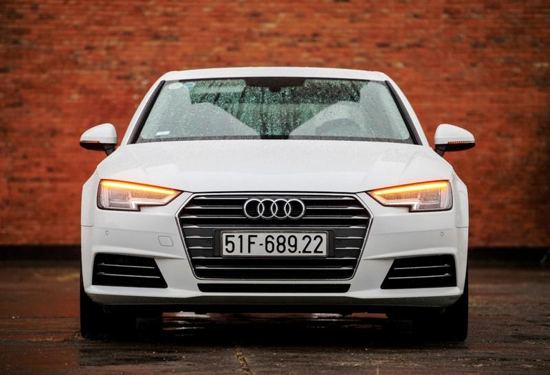 Audi A4 - Thăng hoa vượt trội - ảnh 1