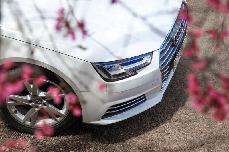 Audi A4 - Thăng hoa vượt trội - ảnh 2