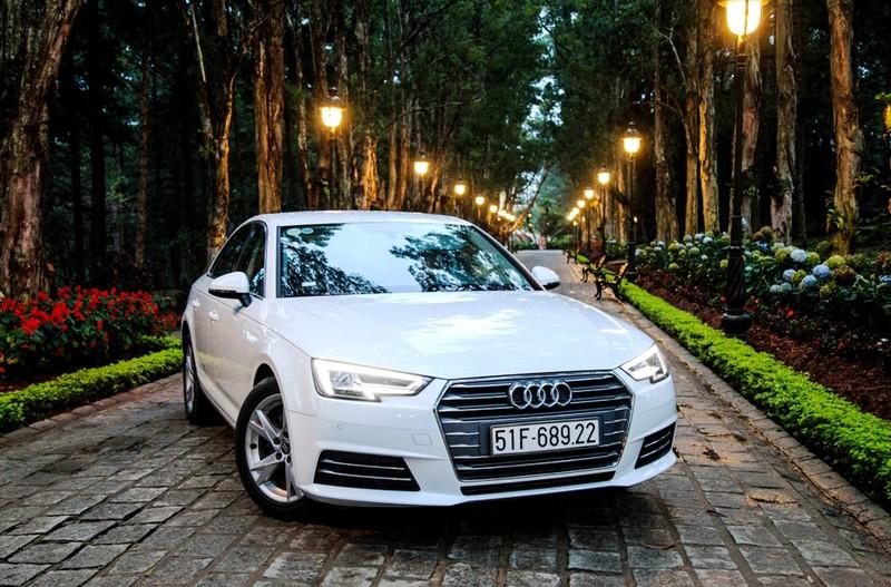 Audi A4 - Thăng hoa vượt trội - ảnh 3