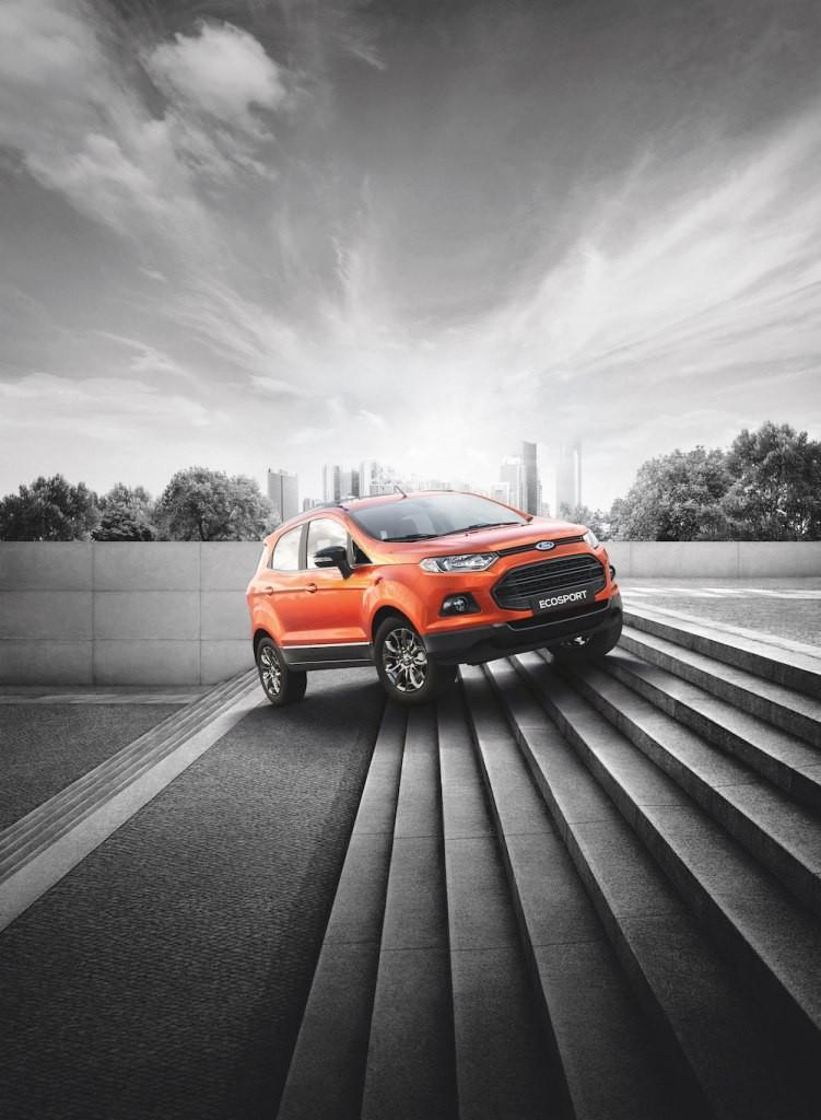 EcoSport, Ranger và Trasit giúp Ford tăng trưởng 23% - ảnh 1
