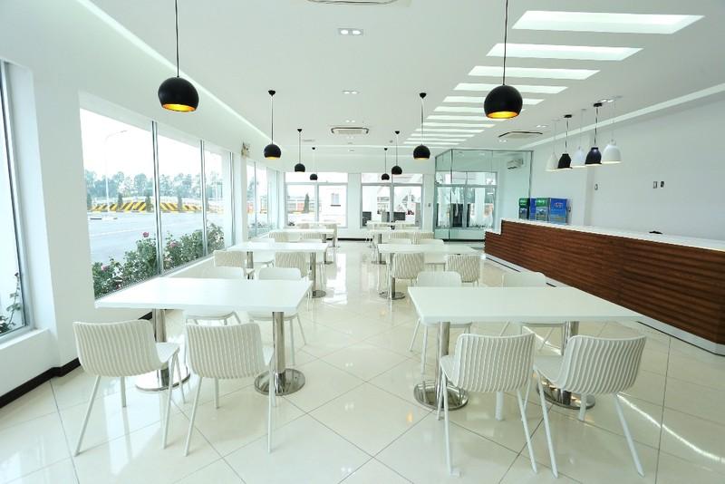 Khánh thành Trung tâm đào tạo lái xe 3,3 triệu USD - ảnh 4