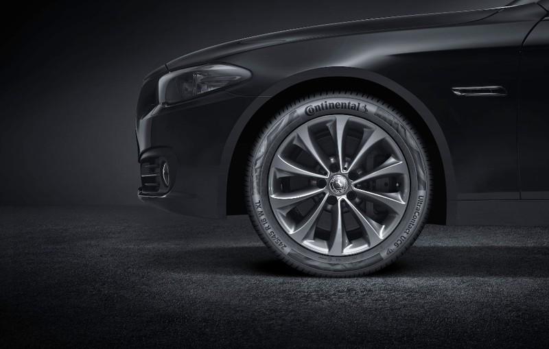 Continental Tyres ra mắt dòng lốp xe cách âm, tiêu âm - ảnh 1