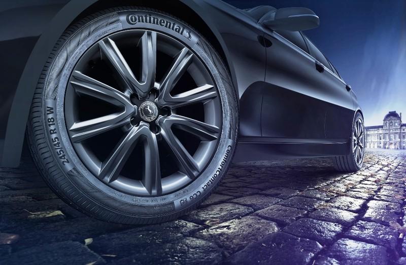 Continental Tyres ra mắt dòng lốp xe cách âm, tiêu âm - ảnh 3