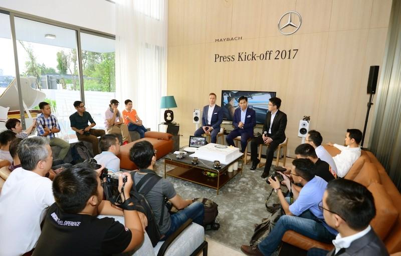 Mercedes-Benz VN nâng cao trải nghiệm thương hiệu 2017 - ảnh 2