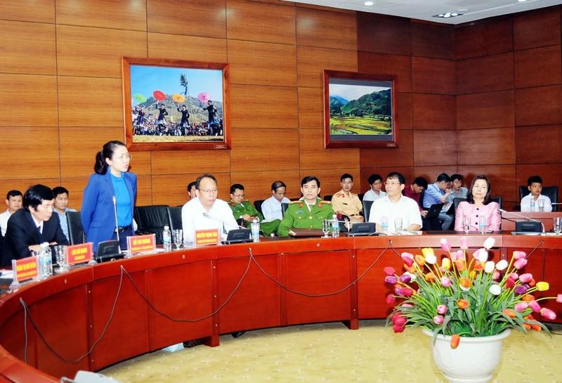 """Toyota trao học bổng """"Vòng tay nhân ái"""" ở Lào Cai - ảnh 1"""
