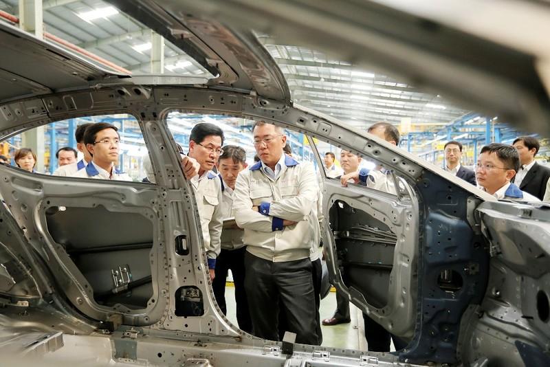 Tập đoàn Thành Công và Hyundai Motor mở rộng sản xuất - ảnh 4