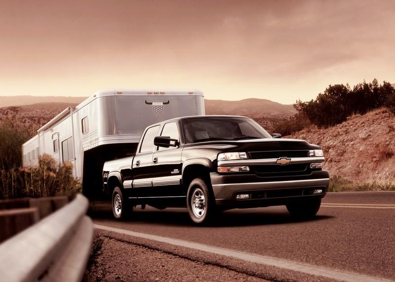 Ngỡ ngàng các mẫu xe tải Chevrolet trong 100 năm qua - ảnh 10