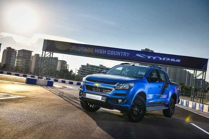 Ngỡ ngàng các mẫu xe tải Chevrolet trong 100 năm qua - ảnh 15