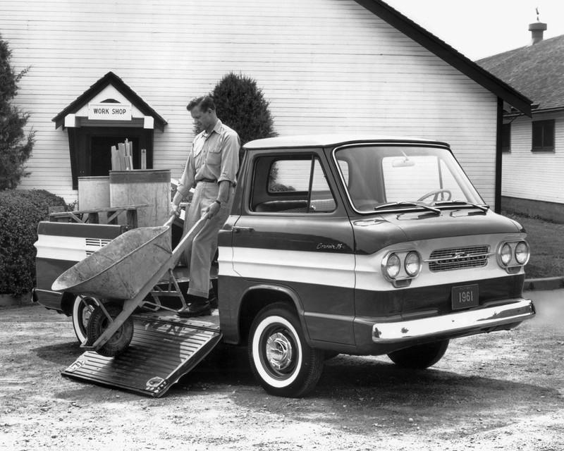 Ngỡ ngàng các mẫu xe tải Chevrolet trong 100 năm qua - ảnh 6